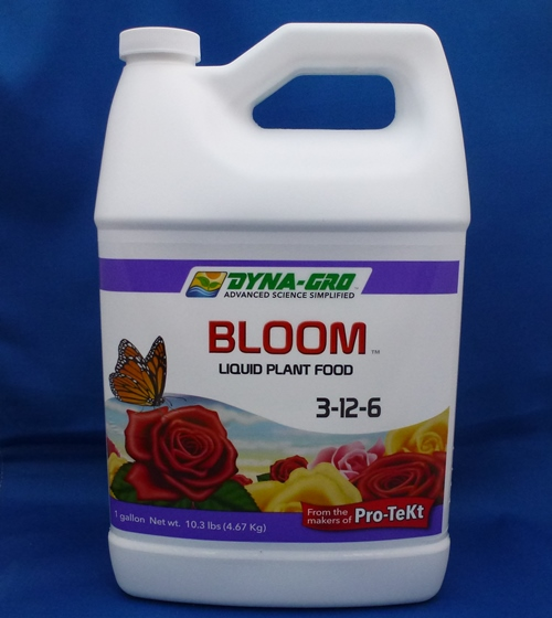 3-12-6 Bloom 1US Gallon
