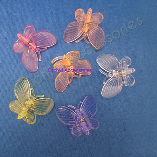 Fancy Butterfly Clips