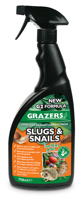 Slug & Snail 750ml Ready to use spray