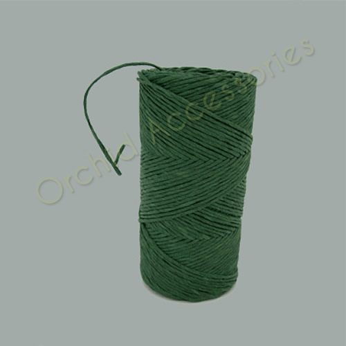 Green Coated Wire